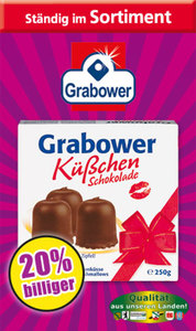 Grabower Schokoladen-Schaumküsse