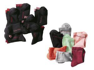 ESMARA® 7 Paar Damen Socken