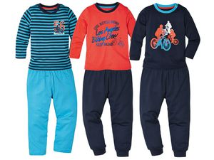 LUPILU® Kleinkinder Jungen Pyjama