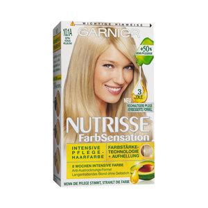 Garnier Nutrisse              FarbSensation Intensiv Pflegefarbe