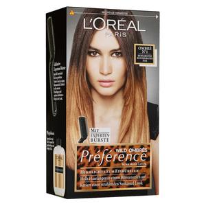L'Oréal Paris Récital Préférence              Wild Ombrés