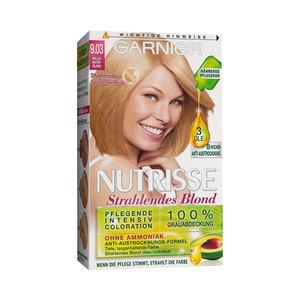 Garnier Nutrisse              strahlendes Blond pflegende Intensiv Coloration