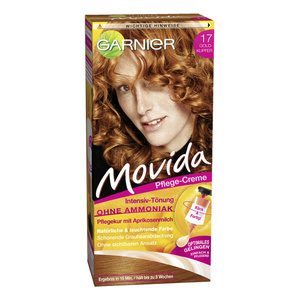 Garnier Movida              Pflege-Creme Intensiv-Tönung