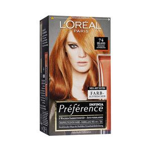 L'Oréal Paris              Infinia Préférence Coloration