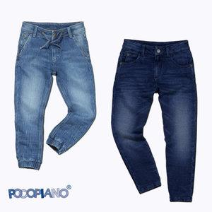 POCOPIANO® Sweat-Jeans