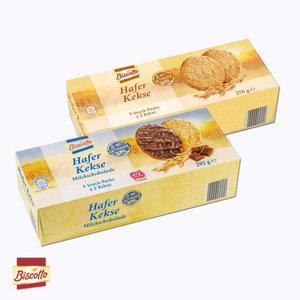 BISCOTTO® Hafer Kekse