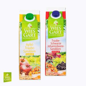 WIESGART® Mehrfrucht-Direktsaft