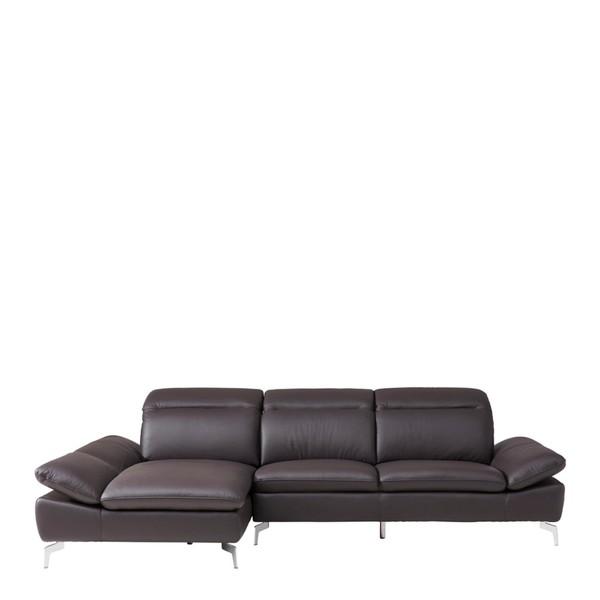 xora wohnlandschaft braun von xxxl ansehen. Black Bedroom Furniture Sets. Home Design Ideas