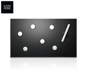 EASY HOME® Magnettafel aus Glas