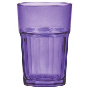 Trinkglas NOVEL, Lila