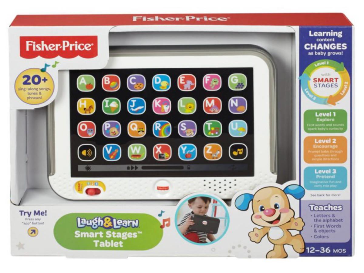 Bild 2 von Fisher-Price Lernspaß Tablet
