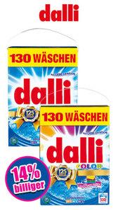 Dalli Voll-/Colorwaschmittel