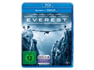 Everest - (Blu-ray)