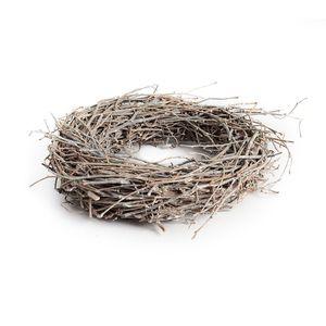 Kranz Äste, Holz, braun, ca D:33 cm
