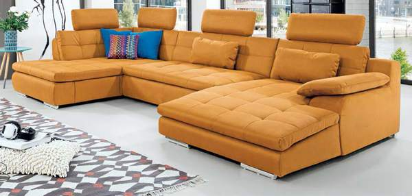 young life rundecke stoffbezug von porta m bel ansehen. Black Bedroom Furniture Sets. Home Design Ideas