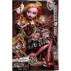 Mattel Monster High - Schaurig schöne Show, Gooliope Jellington