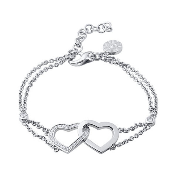 Jette Silver Armband Moments Of Love Gratis Geschenk