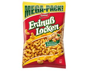 LORENZ® Erdnuß Locken Classic