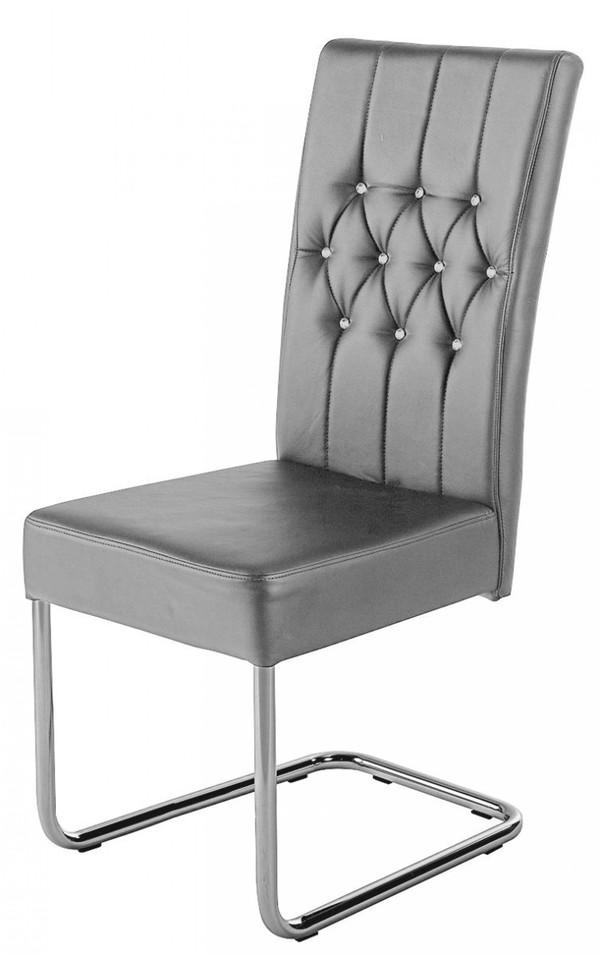schwingstuhl magnum grau von poco einrichtungsmarkt ansehen. Black Bedroom Furniture Sets. Home Design Ideas
