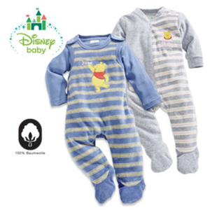 Baby-Overall oder -Strampler-Set