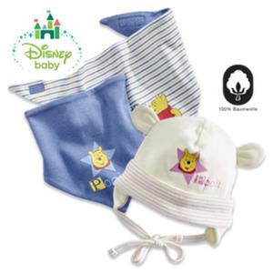 Baby-Mütze oder -Dreieckstuch