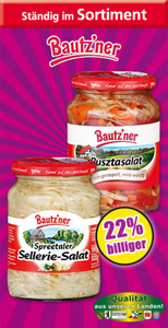 Bautz'ner Salate
