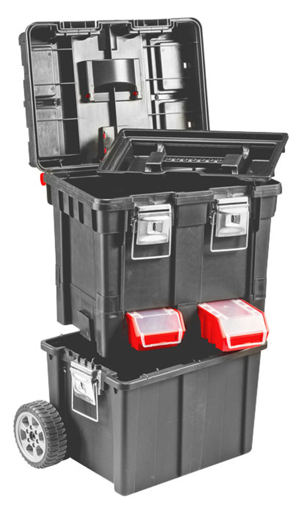 werkzeugtrolley von kaufland ansehen. Black Bedroom Furniture Sets. Home Design Ideas