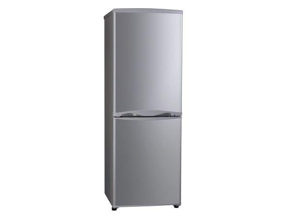 Bomann Kühlschrank Ks 2184 : Respekta kühl gefrierkombination silber kg 151.2 a von lidl