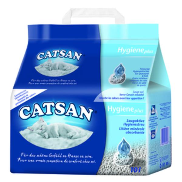 Catsan Hygiene Streu