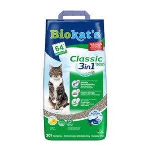 Biokat's classic fresh