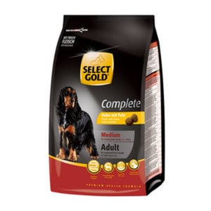 SELECT GOLD Complete Medium Adult