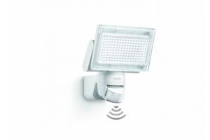 Steinel LED-Außenstrahler XLed Home 1 mit Bewegungsmelder, weiß