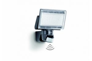 Steinel LED-Außenstrahler XLed Home 1 mit Bewegungsmelder, schwarz