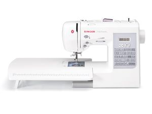 SINGER Computer-Nähmaschine Patchwork 7285Q