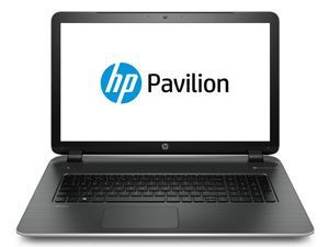 Hewlett Packard Notebook Pavilion 17-f256ng