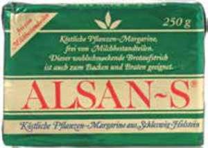 ALSAN-S Margarine