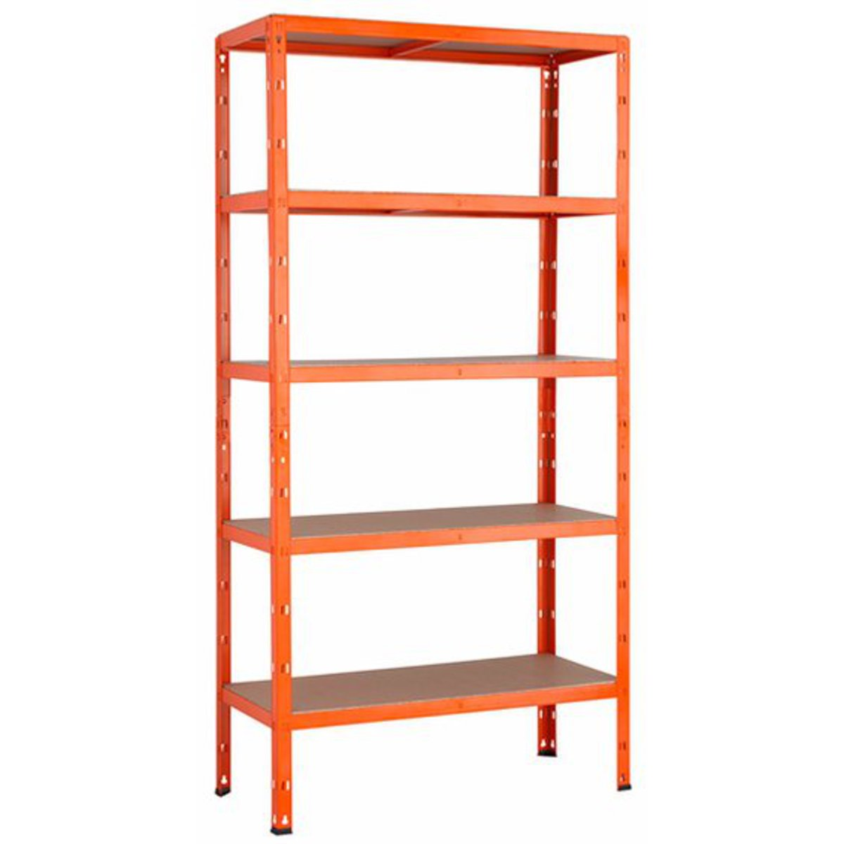 metall steckregal orange 180 cm x 90 cm x 40 cm von obi ansehen. Black Bedroom Furniture Sets. Home Design Ideas