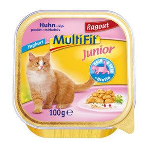 MultiFit Schale Junior Ragout 16x100g