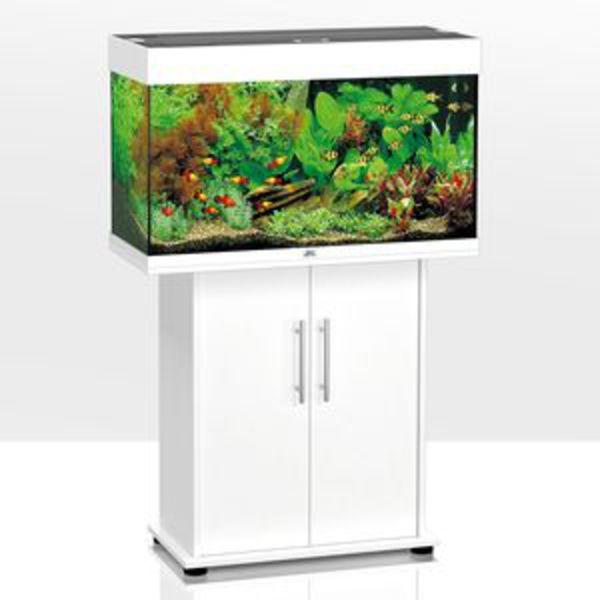 Juwel Aquarium Schrank Kombination Rio 125 Weiß Von Fressnapf