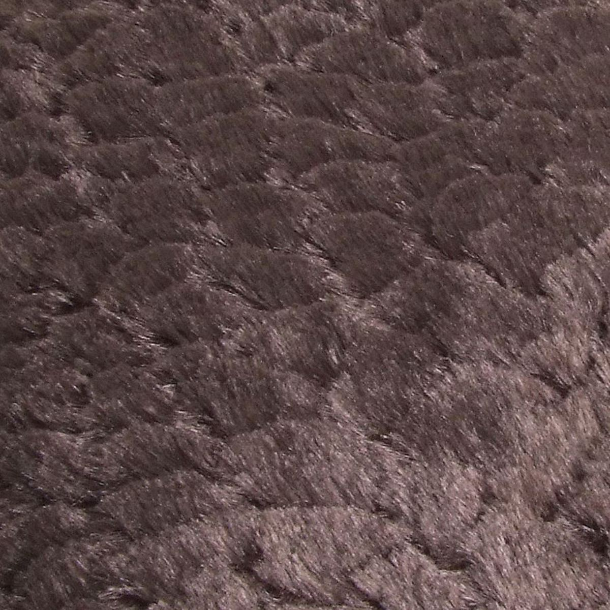Bild 4 von Domo Tavola Fellimitat-Decke 150x200cm Braun