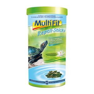MultiFit Wasserschildkröten-Sticks 1l