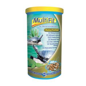 MultiFit Naturfutter für Wasserschildkröten