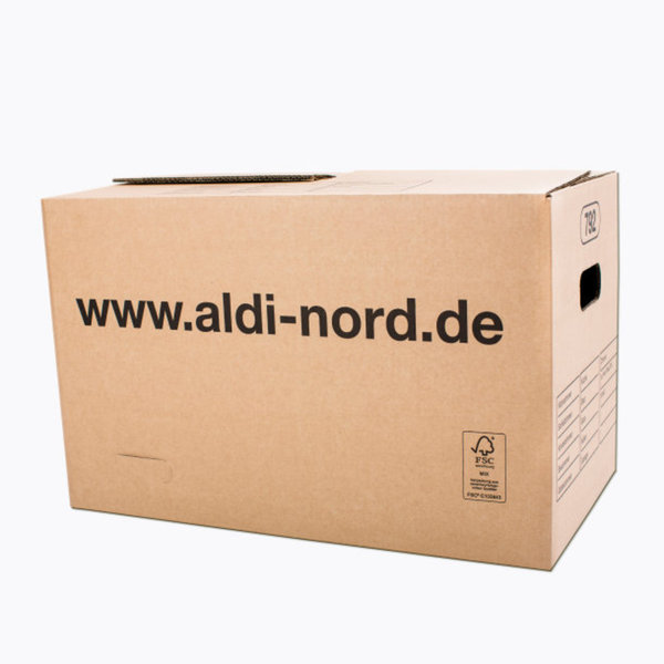 umzugskarton von aldi nord ansehen. Black Bedroom Furniture Sets. Home Design Ideas