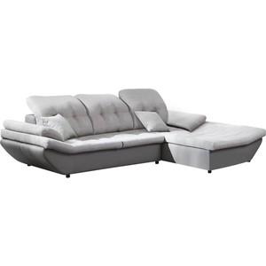 xora sitzgarnitur braun b ffelleder lederlook von xxxl f r. Black Bedroom Furniture Sets. Home Design Ideas