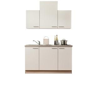Küchenblock WELNOVA, Braun