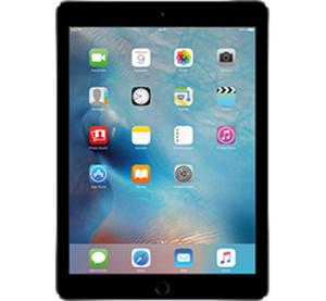 Apple iPad Air 2 Wi-Fi 64 GB Grau