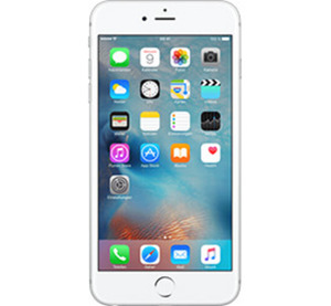 Apple iPhone 6s Plus 16 GB Silber