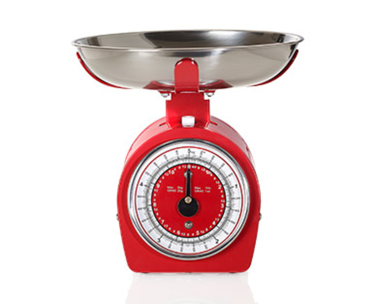 Bild 2 von Mechanische Küchenwaage