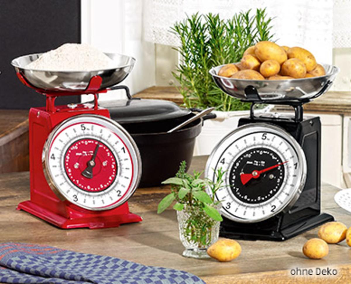 Bild 5 von Mechanische Küchenwaage
