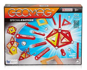 GEOMAG™ Magnet-Baukasten, 60Teile